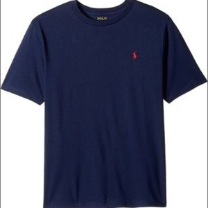 Navy Polo By Ralph Lauren